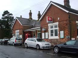 Eridge railway station