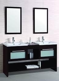 Cheap Bathroom Vanities With Tops by Contemporary Bathroom Vanity Legion Wt9118 R Espresso Finish