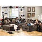Jackson Everest Living Room Sectional Piece | Left Side Facing ...
