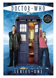 Capa - Doctor Who 1ª Temporada Completa – Legendado