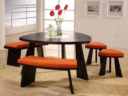 triangle dining table with bench why choosing benches 269952546 contemporary triangle dining table with bench why choosing benches 269952546 and design ideas