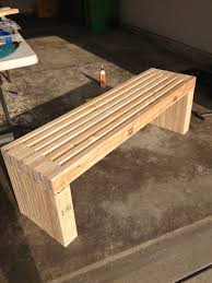 Living Room Bench by Marvelous Wooden Bench Designed Using Easy Diy Bench Could Be
