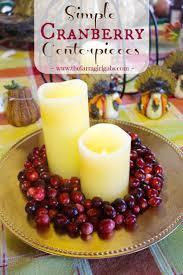 thanksgiving centerpieces best 25 cranberry centerpiece ideas on pinterest november 1st