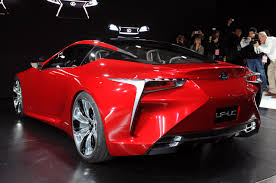 lexus lc pricing the lexus lc has been spotted testing will the new supra have any