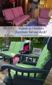 Painting Wicker Patio Furniture - best 25 painted outdoor furniture ideas on pinterest cable