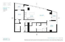 Condominium Floor Plans Floor Plans Arabella Houston