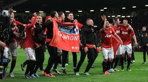 Pertandingan MU vs Aston Villa