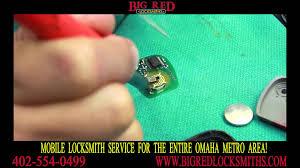 lexus lx470 key fob battery big red locksmiths