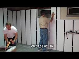 Insulating Basement Concrete Walls by 32 Best Basement Insulation Images On Pinterest Basement Ideas