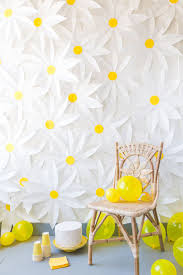 Background Decoration For Birthday Party At Home Best 25 Paper Backdrop Ideas Only On Pinterest Diy Backdrop
