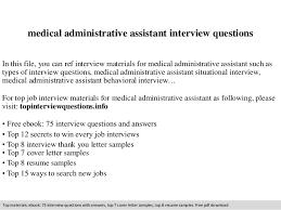 Resume Templates Administrative Assistant  executive