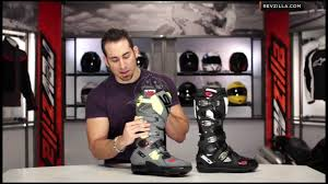 what are the best motocross boots sidi crossfire 2 boots review at revzilla com youtube
