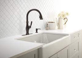 sink installing farmhouse sink faucet amazing sink faucets image