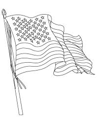 american flag coloring page flags coloring pages of