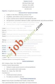 Tutoring Job Resume 100 Rn Resume Nursing Resume Example Sample Nurse And