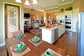 Interior Design Ideas For Open Floor Plan by Interior Design Kitchen Affordable Open Plan Inspirations Floor