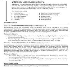 Accounting Resume Examples by Exclusive Accounting Resume Examples 15 Successful Samples Cv