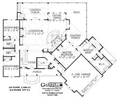 Blueprints Of Homes Architecture Springs Cottage Blueprints For Homes With 2 Car