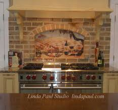 Kitchen Wallpaper Backsplash Kitchen Modern Set Kitchen Design With Stunning Brick Backsplash