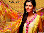 Wallpapers > Actresses (TV) > Nida Yasir > Nida Yasir high quality