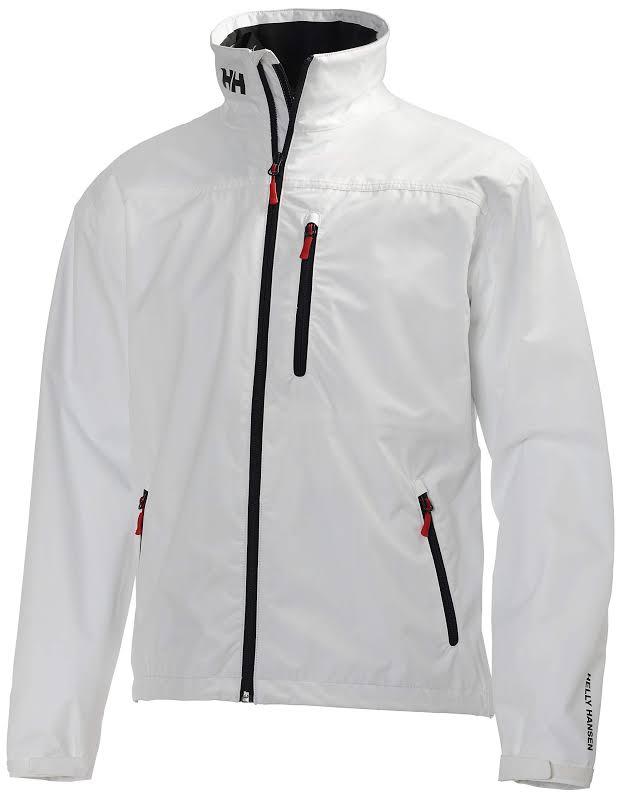 Helly Hansen Crew Midlayer Jacket 30253 Bright White XL