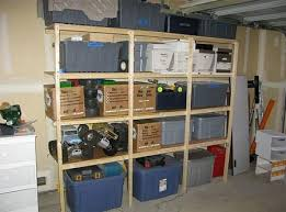 Build Wood Garage Shelves by Best 10 Garage Shelving Plans Ideas On Pinterest Building