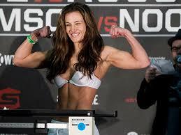 Bela do UFC aumenta polêmica ao negar confronto contra lutadora ...