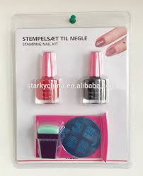 salon express nail art stamping kit salon express nail art
