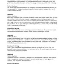 Essay Sample For Middle School at e onnessay com pl