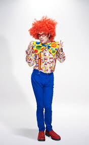 Clowns Halloween Costumes Groovy Clown Costume Mens Halloween Costumes Savers