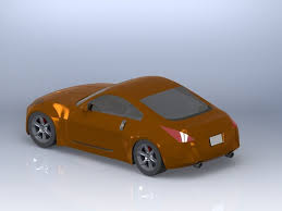 nissan 350z curb weight 3d model nissan 350z fairlady cgtrader