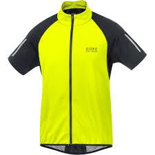 fluorescent bike jacket gore phantom 2 cycling jacket alex u0027s cycle