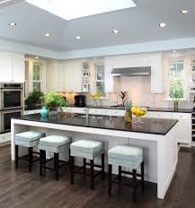 kitchen islands with breakfast bar 6896
