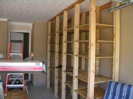 Build Wood Garage Shelves by Building Garage Cabinets Best Home Furniture Decoration