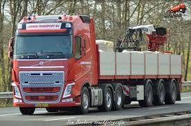 volvo 18 wheeler dealer volvo fh transportbedrijf leenen someren nederland truck