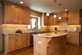 Maple Creek Kitchen Cabinets by Custom Amish Cabinetry In Breckenridge Estates