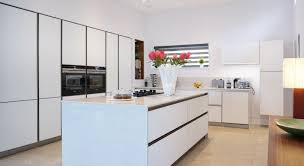 Handleless Kitchen Cabinets Projects Contemporary Kitchens Belfast Northern Ireland