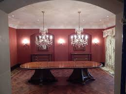 Custom Made Dining Room Furniture 1 Custom High End Dining Room Table