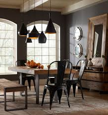 dining room modern interior lighting design by lightology appealing dark pendant lighting by lightology lighting with rustic dining table for traditional dining room design