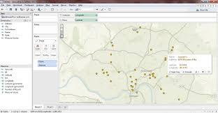 Lat Long Map Data Science