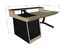 Custom Studio Desks by Avid C24 Studio Desks Model 1 1 Sound Construction U0026 Supply