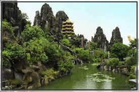Danang marble mountains