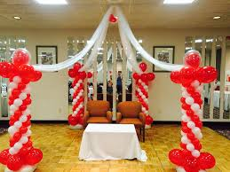 Promo Code Home Decorators Balloon Decorations Four Columns Connected By Lenins Loversiq