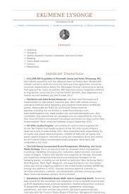 Secretary Resume Sample by President Resume Samples Visualcv Resume Samples Database