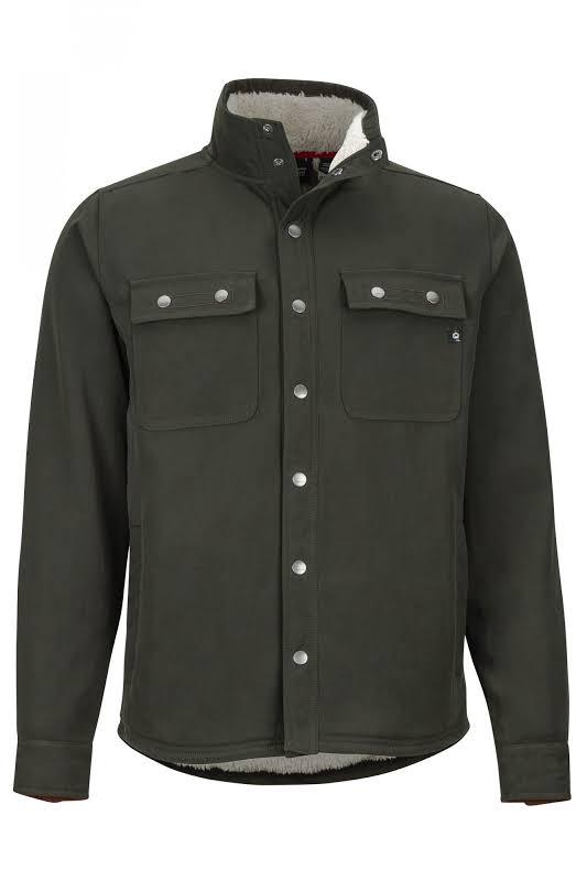 Marmot Bowers Jacket Rosin Green Large 42070-7764-L