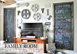 How To Make A Gallery Wall by Remodelaholic 95 Ways To Hide Or Decorate Around The Tv