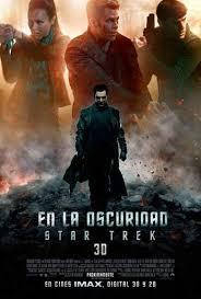 Star Trek: En la oscuridad (2013) [Vose]