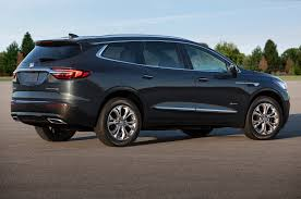 buick 2018 buick enclave avenir is buick u0027s flagship crossover the drive