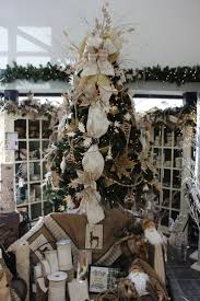 vintage romance decorated christmas tree by craig bachman imports