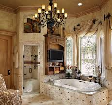 Tuscan Style Kitchen Curtains by Gorgeous Bathrooms Pinterest Bath Gas Fireplace And Flat